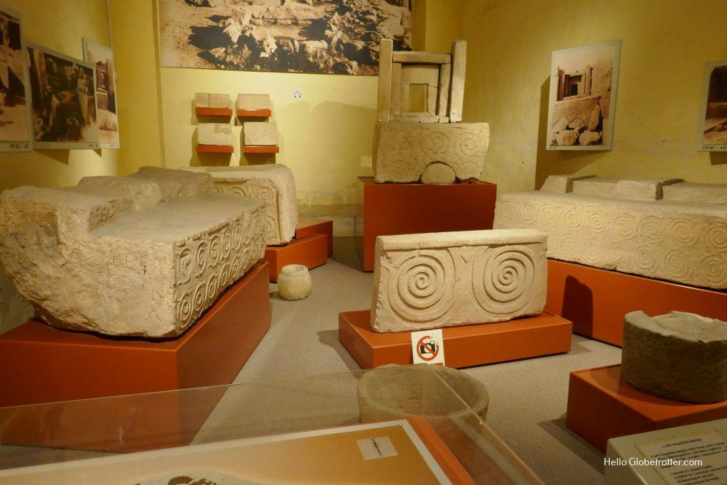 Musée Archéologique de la Vallette à Malte