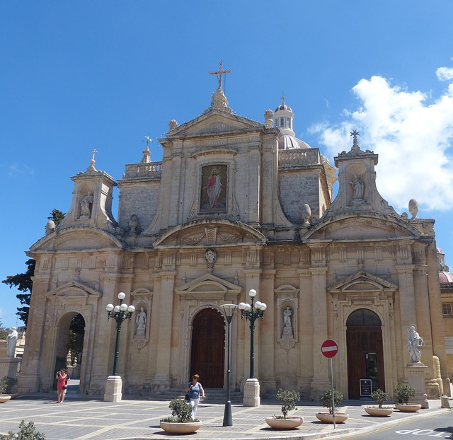 église St Paul de Rabat